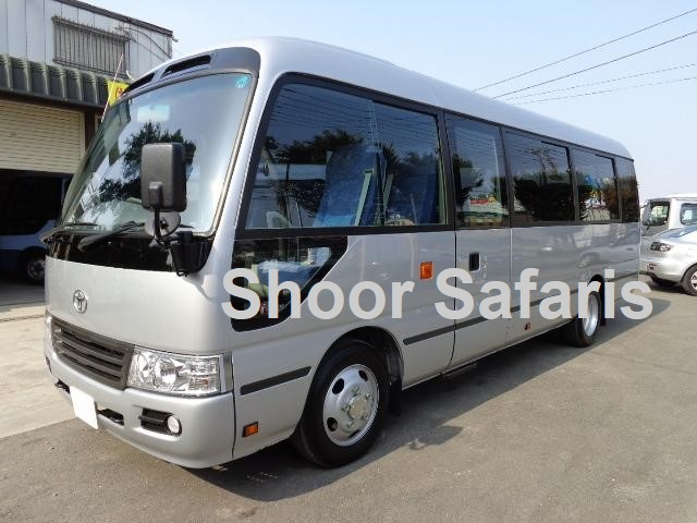 Hire 25 seater Bus in Kenya